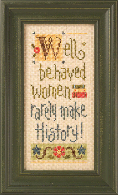 Giggle Boxers - Well Behaved Women