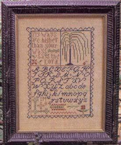 My Ways... - Cross Stitch Pattern