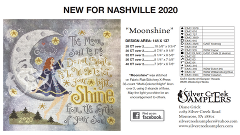 Moonshine - 2020 Nashville Exclusive