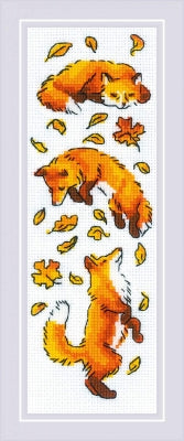 Foxes in the Leaves Kit