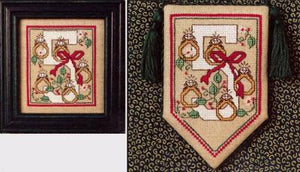 Five Golden Rings - Cross Stitch Pattern