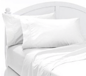 Regular Size Pillowcases (2 Pack) - Bright White