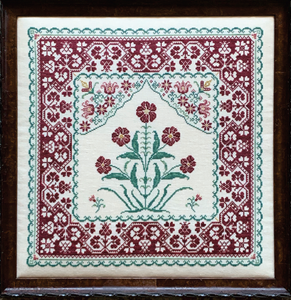 Dorney Lane - Cross Stitch Pattern