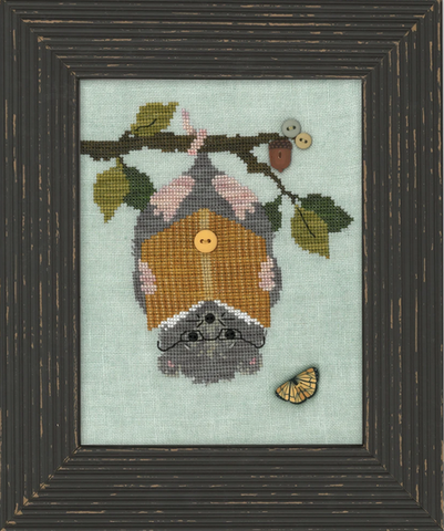 Woodland Whimsy #5 - Woodland Possum