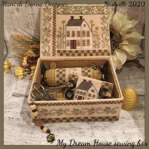 My Dream House Sewing Box