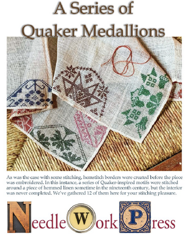 A Series of Quaker Medallions - 2020 Nashville Exclusive
