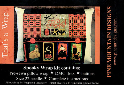 That's a Wrap - Spooky Wrap Kit