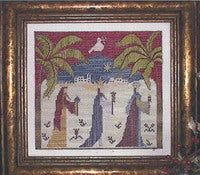 They Came Bearing Gifts - Cross Stitch Pattern