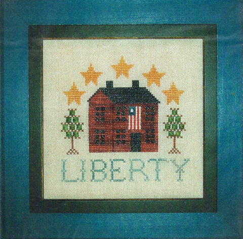 Sweet Liberty - Cross Stitch Pattern