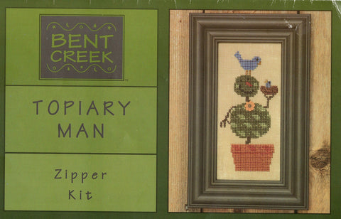 Zippers - Topiary Man Kit