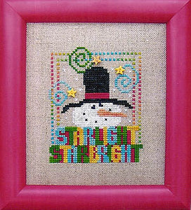 Star Light, Star Bright - Cross Stitch Pattern
