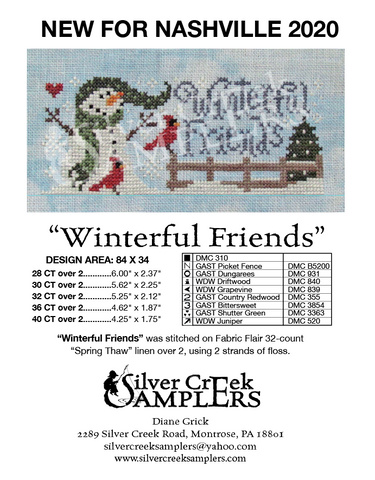 Winterful Friends - 2020 Nashville Exclusive