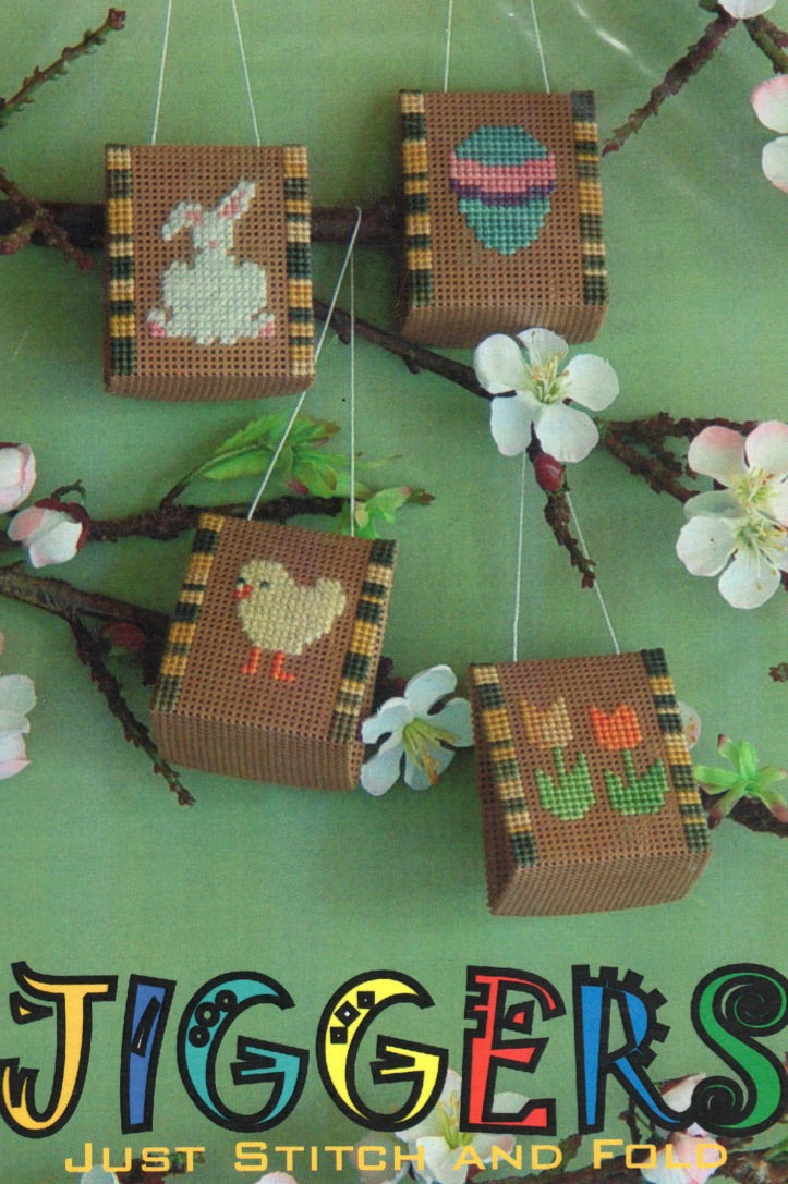 Jiggers - Easter - Cross Stitch Pattern