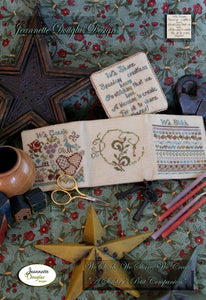 "We Stitch, We Share, We Create - ""A Stitcher's Petit Companion"""