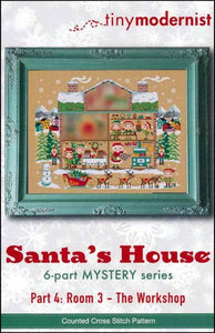 Santa's House #4 - Room 3: The Workshop