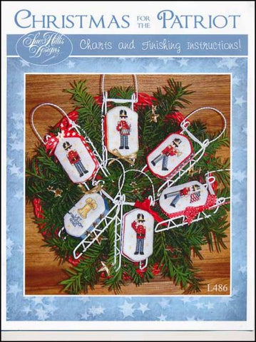 Christmas for the Patriot - Cross Stitch Pattern