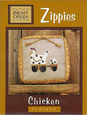 Zippies - Chicken Flatbed