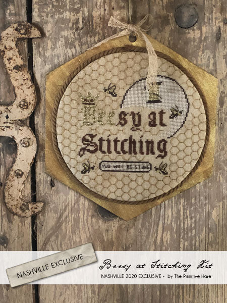 Beesy at Stitching Kit - Cross Stitch Kit