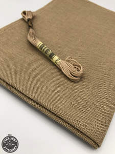28ct Linen - Dirty