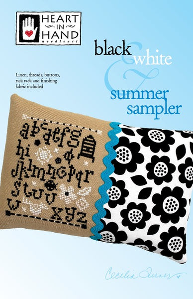 Black & White Summer Sampler