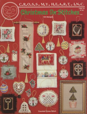 Christmas in Stitches - Cross Stitch Pattern