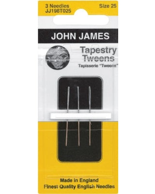 John James Tapestry Tweens Size 25