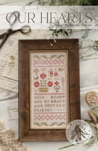 Our Hearts - Cross Stitch Pattern
