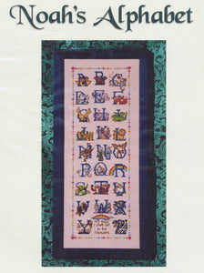 Noah's Alphabet - Cross Stitch Pattern