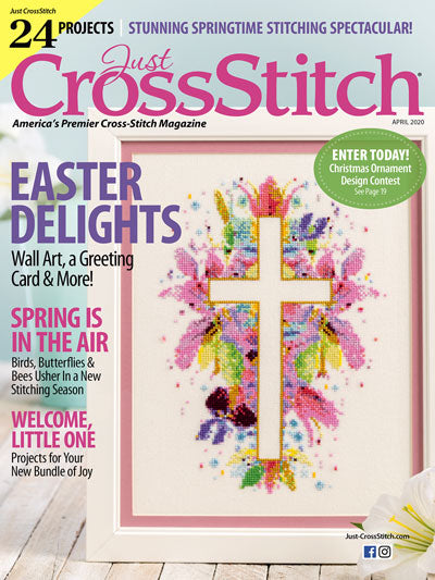 Just CrossStitch - Volume 38, Issue 2 April 2020
