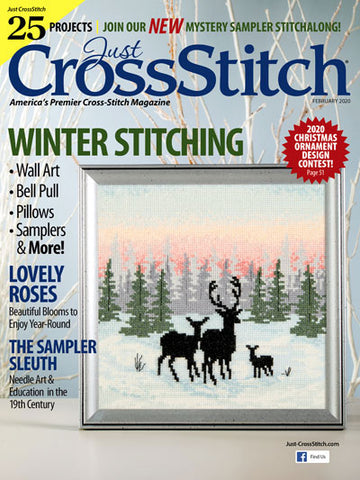 Just CrossStitch - Volume 38, Issue 1 February 2020