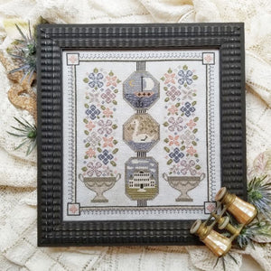 Charleston - Cross Stitch Pattern