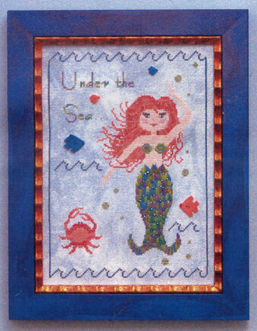 Didi's Mermaids - Cross Stitch Pattern