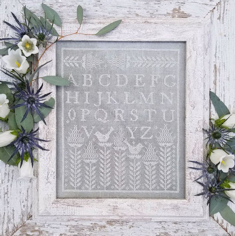 Bower Birds - Cross Stitch Pattern