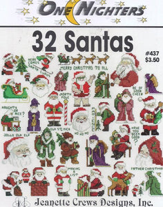 One Nighters - 32 Santas