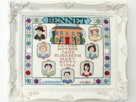 Bennet Family Sampler