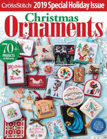 PRE-ORDER Just CrossStitch - Christmas Ornaments 2019
