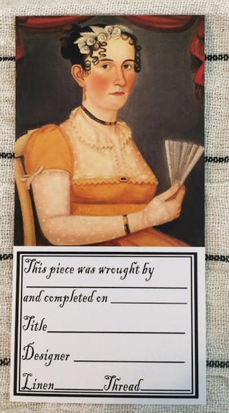 Needlework Labels - Cool Ladyes