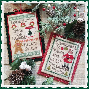 Merry Musings - Cross Stitch Pattern