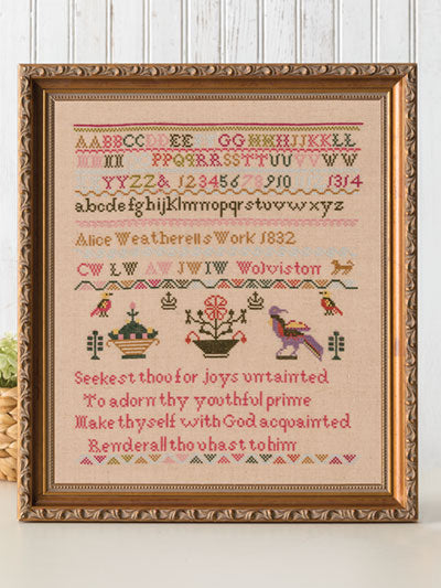 Just CrossStitch - Volume 39, Issue 2 April 2021