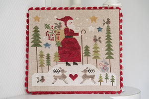 Nuit de Noel (Christmas Night) - Cross Stitch Pattern