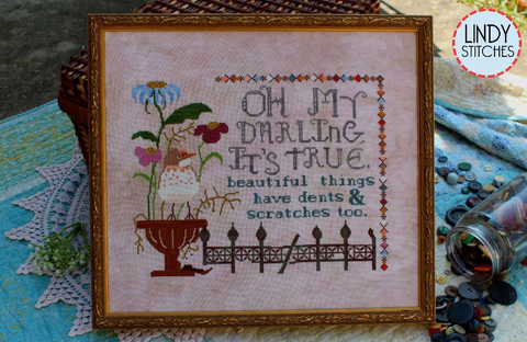 Beautiful Things - Cross Stitch Pattern