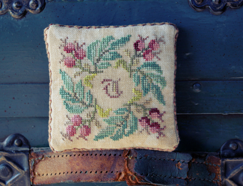 After the Roses - Cross Stitch Pattern