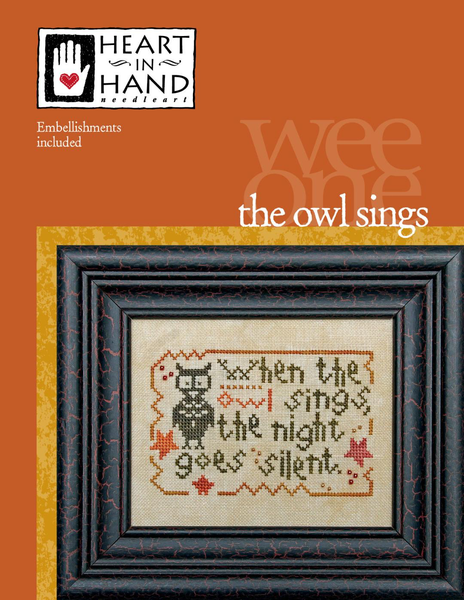 Wee One: The Owl Sings