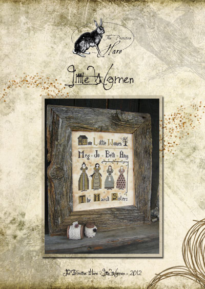 Little Women - Cross Stitch Pattern