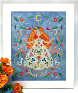 The Stitch Goddess - Cross Stitch Pattern