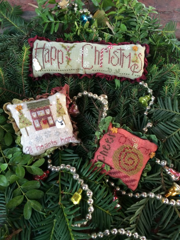 Christmas Trifles - Cross Stitch Pattern
