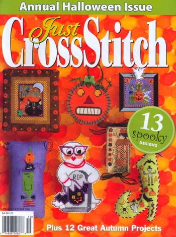 Just CrossStitch - Volume 27, Issue 5 September/October 2009