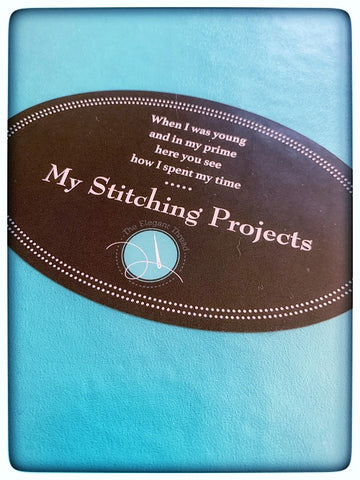 **PREORDER** Cross Stitch Project Journal Kit