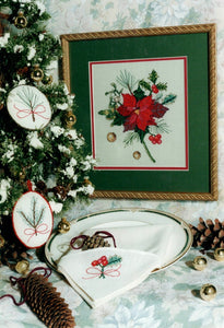 Mother Nature's Christmas Gifts - Cross Stitch Pattern