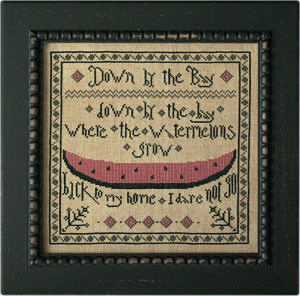 Down By the Bay - Cross Stitch Pattern